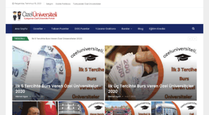 ozeluniversiteli.org - türkiyenin özel üniversite platformu - ozeluniversiteli.org