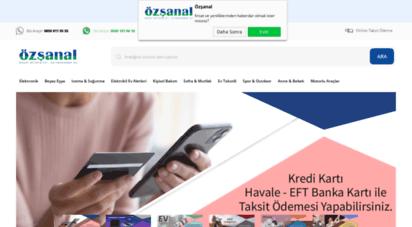 ozsanal.com -