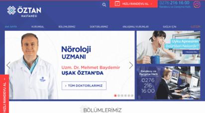 oztanhastanesi.com - öztan hastanesi uşak -