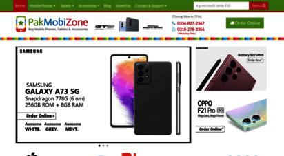 pakmobizone.pk - buy mobile phones, tablets & accessories - free home delivery - pakmobizone
