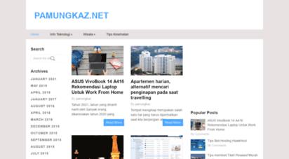 pamungkaz.net -
