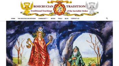 pansophers.com - pansophers.com - the rosicrucian tradition website