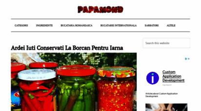 papamond.ro - papamond ⋆