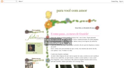 para-voce-com-amor.blogspot.com -