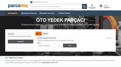 parcamix.com - oto yedek parça, en hızlı parçacı  parcamix.com