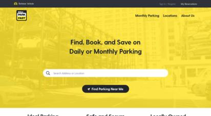 parkfast.com - nyc parking: find parking in new york  parkfast