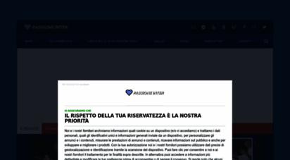 passioneinter.com - passioneinter.com - le ultime notizie sull´inter e i nerazzurri, speciali calciomercato, pagelle, foto, interviste e tanto altro.