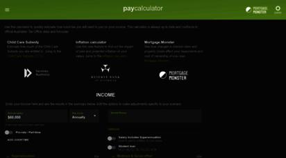 paycalculator.com.au - pay calculator