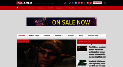 pcgamer.com - pc gamer
