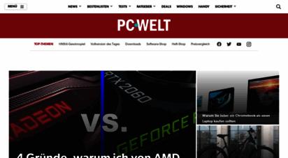 pcwelt.de - das portal für computer und technik - pc-welt