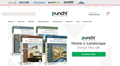 Welcome To Pdn Punchsoftware Com Home Design Software For Pc And Mac Interior Design And Landscape Design Pun