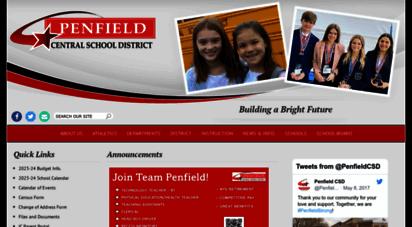 penfield.edu - penfield central school district
