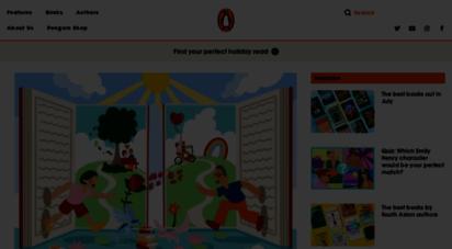penguin.co.uk - penguin books uk  official website