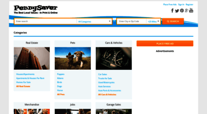 pennysaverusa.com - pennysaver  post free classified ads & coupons  local classifieds