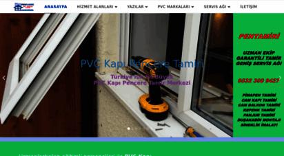 pentamiri.com - türkiye´nin en büyük pvc kapı pencere sistemleri tamiri merkezi