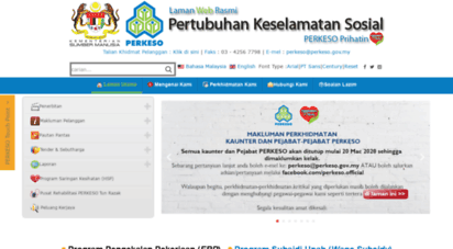 perkeso.gov.my -
