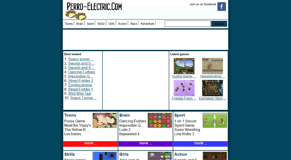 perro-electric.com - perro-electric.com online games - play free online games