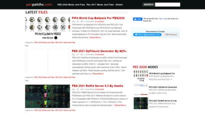 pespatchs.com - pespatchs.com  pes patch - pes edit