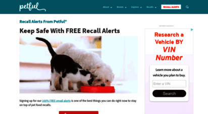 petful.com - petful — helping pets live happier lives