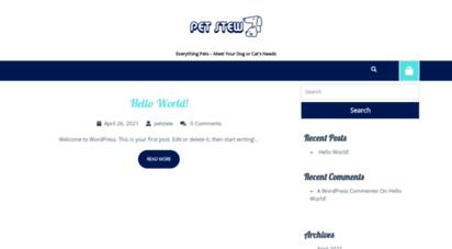 petstew.com