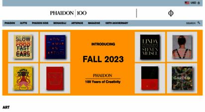 phaidon.com - home  phaidon