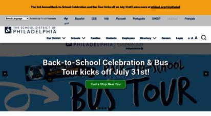 similar web sites like philasd.org