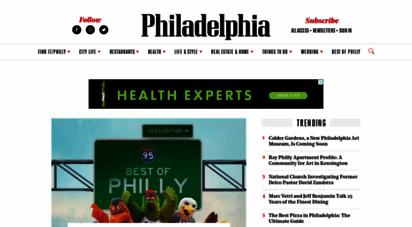 phillymag.com - philadelphia magazine  news, restaurants, best of philly