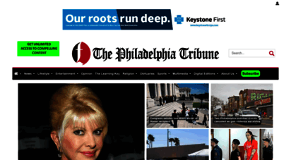 phillytrib.com - phillytrib.com  the voice of the african american community.