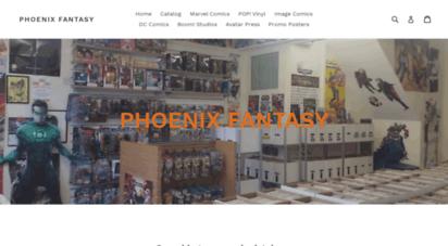 phoenixfantasy.co.uk -
