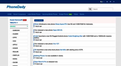 phonedady.com - phonedady.com - mobile phones specs, prices, reviews and more...