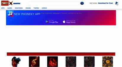 Top Five App Phoneky - Circus