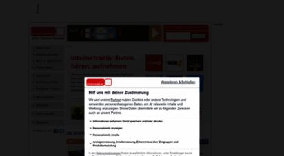 phonostar.de - internetradio, webradio kostenlos online hören und aufnehmen