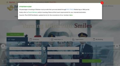 piac.com.pk - pakistan international airlines - pakistan international airlines - pia