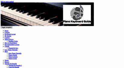 piano-keyboard-guide.com