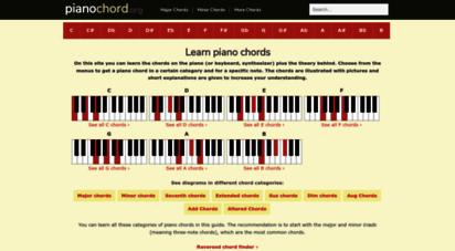 pianochord.org