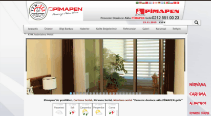 pimapen.biz.tr - pimapen pvc pencere sistemleri