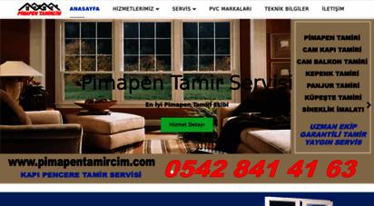 pimapentamircim.com - pimapen tamircim  0542 841 41 63 - pimapen tamirciniz