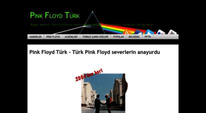 pinkfloydturk.net - pink floyd türk net  aklı, kulağı ve müzik zevki olanların yeri...