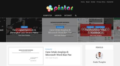pintar.co.id - blog tutorial teknologi  pintar.co.id