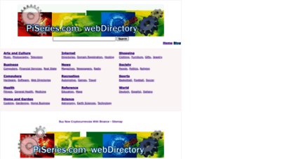 piseries.com - piseries internet directory