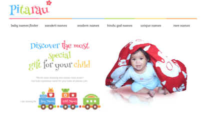 pitarau.com - hindu baby names  indian baby names
