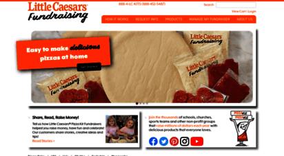 pizzakit.ca - home  little caesars pizza kit