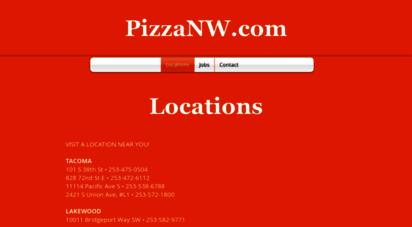 pizzanw.com - little caesars pizza northwest