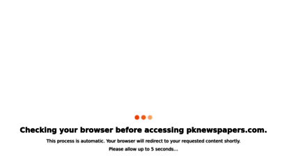 pknewspapers.com - daily world newspapers epapers and magazines online