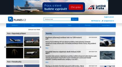 planes.cz