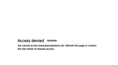 planespotters.net -
