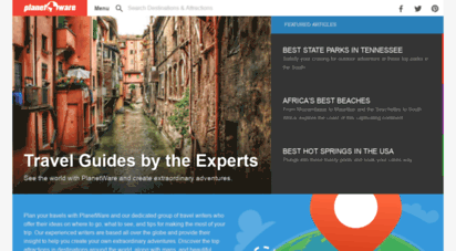 planetware.com - planetware - travel guides by the experts
