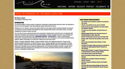 plastic-pollution.org - plastic pollution