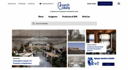plataformaarquitectura.cl - plataforma arquitectura  el sitio web de arquitectura más leído en español