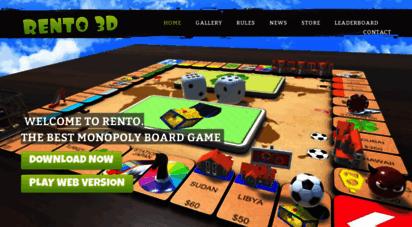 playrento.com - rento  online monopoly board game